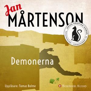 Demonerna (ljudbok) av Jan Mårtenson