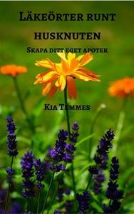 Läkeörter runt husknuten (e-bok) av Kia Temmes