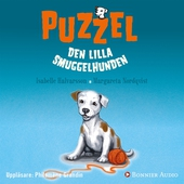 Puzzel. Den lilla smuggelhunden