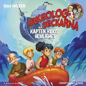 Arkeologdeckarna och Kapten Kidds hemlighet (lj