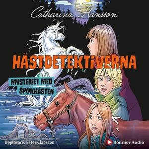 Hästdetektiverna. Mysteriet med spökhästen (lju