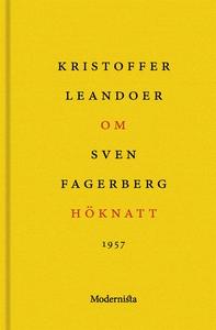 Om Höknatt av Sven Fagerberg (e-bok) av Kristof