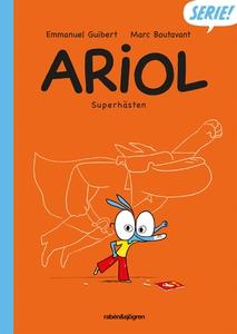 Ariol – Superhästen (e-bok) av Emmanuel Guibert