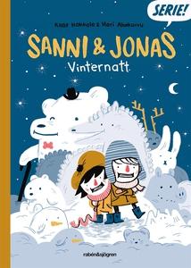 Sanni & Jonas – Vinternatt (e-bok) av Kalle Hak