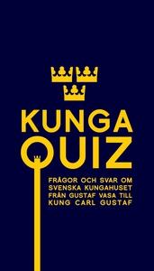 Kungaquiz (e-bok) av Nicotext Förlag, Sara Star