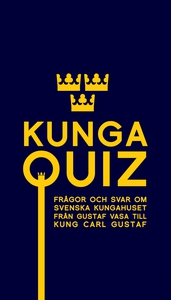Kungaquiz (e-bok) av Sara Starkström, Nicotext