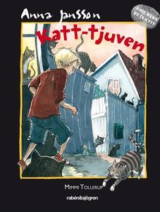 Kattjuven (e-bok) av Anna Jansson
