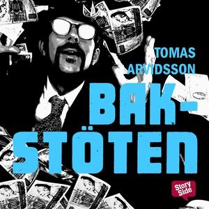 Bakstöten (ljudbok) av Tomas Arvidsson