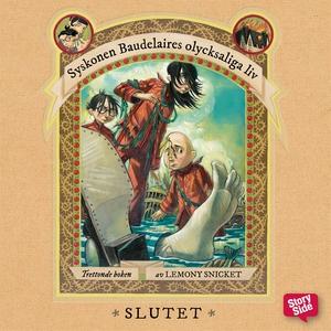 Slutet (ljudbok) av Lemony Snicket