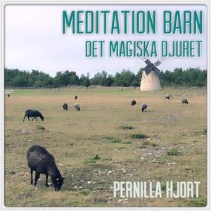 Magiska djuret (ljudbok) av Pernilla Hjort