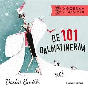 De 101 dalmatinerna (ljudbok) av Dodie Smith