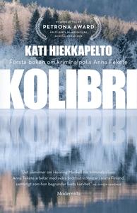 Kolibri (Första boken om Anna Fekete) (e-bok) a