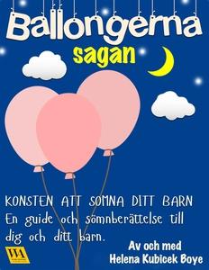 Ballongerna - sagan (ljudbok) av Helena Kubicek