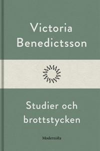 Studier och brottstycken (e-bok) av Victoria Be