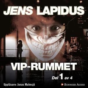 VIP-rummet. Del 1 av 4 (ljudbok) av Jens Lapidu