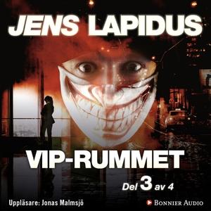VIP-rummet. Del 3 av 4 (ljudbok) av Jens Lapidu