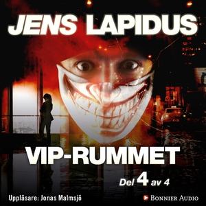 VIP-rummet. Del 4 av 4 (ljudbok) av Jens Lapidu