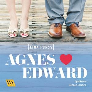 Agnes hjärta Edward (ljudbok) av Lina Forss
