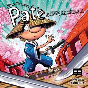 Pate aarresaarella (ljudbok) av Timo Parvela