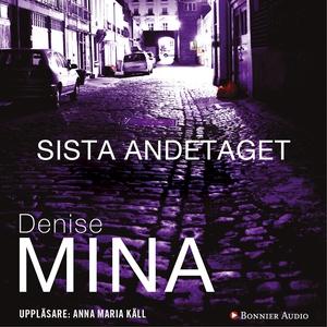 Sista andetaget (ljudbok) av Denise Mina