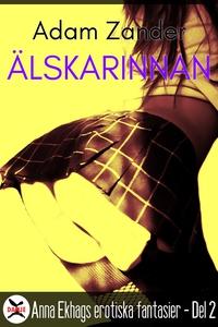 Älskarinnan (e-bok) av Adam Zander