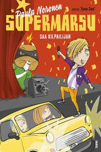 Supermarsu saa kilpailijan (e-bok) av Paula Nor