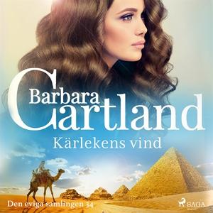 Kärlekens vind (ljudbok) av Barbara Cartland