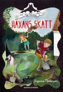 Maja Stormhatt 4 - Häxans skatt (e-bok) av Suza