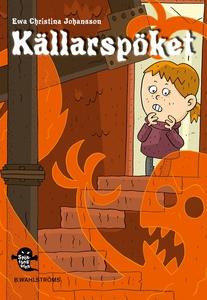 Spökfångarna 2 - Källarspöket (e-bok) av Ewa Ch