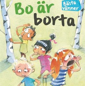 Bo är borta! (ljudbok) av Sanne Haugaard, Pia A