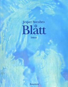 Blått : Dikter (e-bok) av Jesper Svenbro