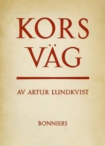 Korsväg (e-bok) av Artur Lundkvist