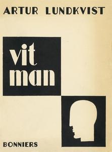 Vit man (e-bok) av Artur Lundkvist