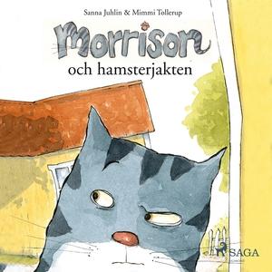Morrison och hamsterjakten (ljudbok) av Sanna J