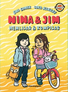 Nina & Jim - hemlisar & kompisar (e-bok) av Emi