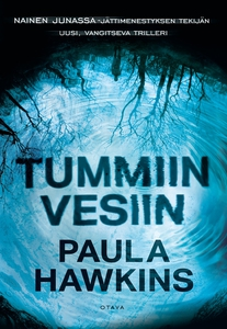 Tummiin vesiin (e-bok) av Paula Hawkins