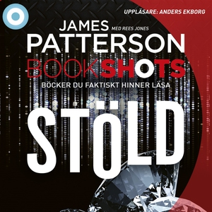 Bookshots: Stöld (ljudbok) av James Patterson,