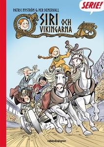 Siri och vikingarna (e-bok) av Patric Nyström