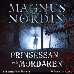 Prinsessan och mördaren (ljudbok) av Magnus Nor