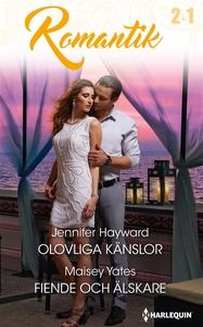 Olovliga känslor/Fiende och älskare (e-bok) av