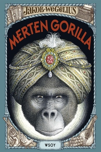 Merten gorilla (e-bok) av Jakob Wegelius