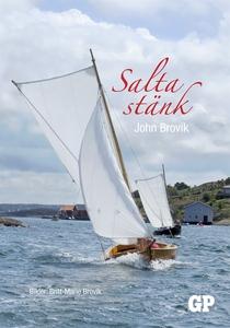 Salta stänk (e-bok) av John Brovik