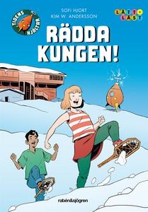 Rädda kungen! (e-bok) av Sofi Hjort