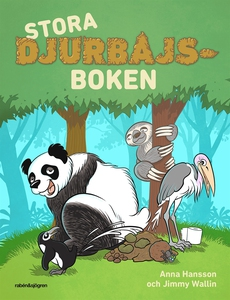 Stora djurbajsboken (e-bok) av Anna Hansson