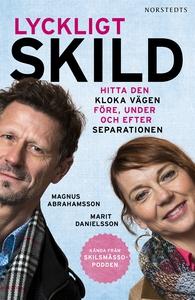Lyckligt skild (e-bok) av Marit Danielsson, Mag