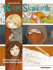 Klotter i Kärrtorp (ljudbok) av Petrus Dahlin