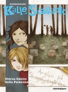 Änglar på Skogskyrkogården (ljudbok) av Petrus