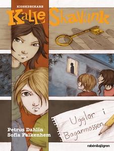 Ugglor i Bagarmossen (ljudbok) av Petrus Dahlin