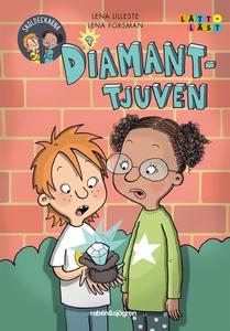 Skoldeckarna. Diamant-tjuven (e-bok) av Lena Li