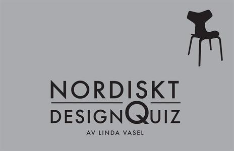 Nordiskt DesignQuiz (e-bok) av Linda Vasel